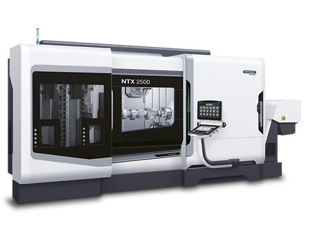 NTX 2500 by DMG MORI