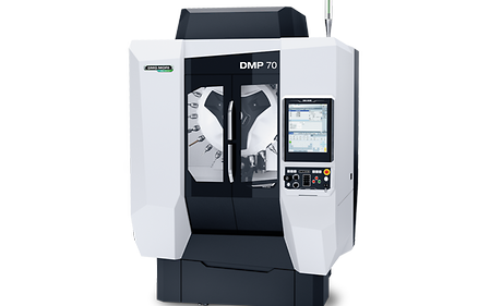 DMP 70 by DMG MORI